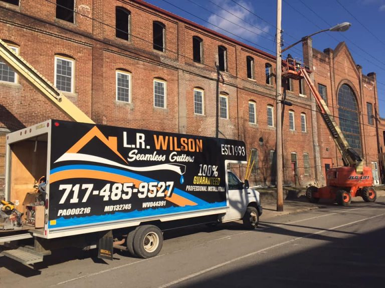 L.R. Wilson Seamless Gutters, Inc.