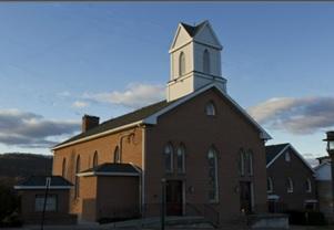 McConnellsburg United Presbyterian Church