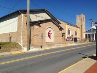 McConnellsburg United Methodist Church