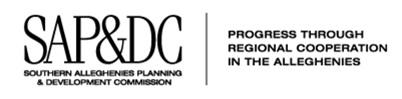 Southern Alleghenies Planning & Development Comm
