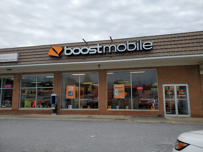 Boost Mobile by CPA Wireless
